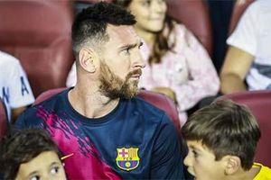 Chấn thương của Messi nặng hơn dự kiến, tiếp tục vắng mặt vào tối thứ Bảy