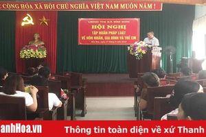 Thị xã Bỉm Sơn: Nỗ lực đưa pháp luật đến với người dân