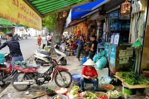 Những thách thức không gian chợ truyền thống Hà Nội