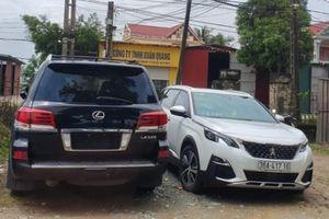 Triệu tập 11 đối tượng tham gia phá cổng làng ở Thanh Hóa