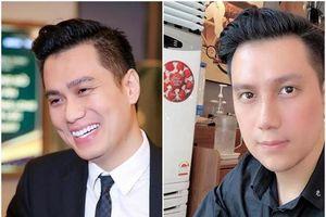 Chuyện showbiz: Việt Anh 'lột xác', được khen đẹp trai sau phẫu thuật