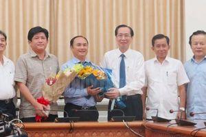 Ông Lê Hoàng Hà làm Bí thư quận Tân Bình, TP.HCM