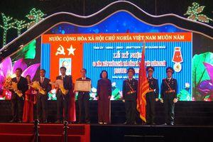 Kỷ niệm 60 năm Ngày Khởi nghĩa Trà Bồng và miền Tây Quảng Ngãi