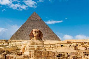Đến Ai Cập để biết thế giới