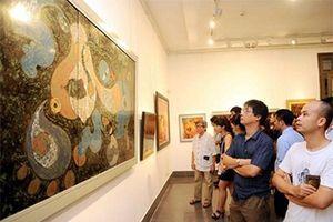 Xây dựng thương hiệu quốc gia cho sơn mài Việt: Lúng túng với quy chuẩn nghệ thuật