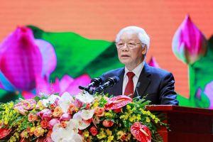 Tổng bí thư, Chủ tịch nước: Tiếp tục xây dựng, chỉnh đốn Đảng