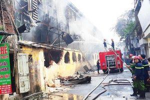 Lính cứu hỏa có bị ảnh hưởng sau vụ cháy ở Rạng Đông?