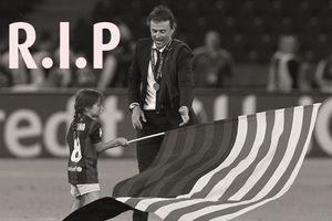 Cô bé 9 tuổi khoác áo Barca ấy đã vĩnh viễn ra đi…