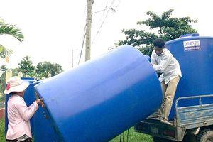 Bến Tre: Dự trữ nước ngọt để ứng phó với hạn mặn