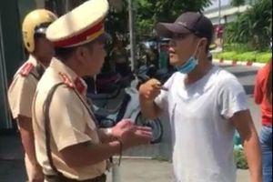 Bắt tạm giam 3 người chống đối, lăng mạ CSGT