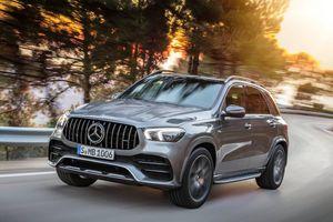 Mercedes-AMG GLE 53 2020 xuất hiện, giá dưới 95.000 USD