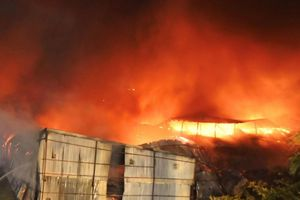Sau vụ cháy, thủy ngân có bay khắp nơi như lời đồn?