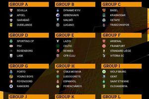 MU gặp khó ở vòng bảng Europa League