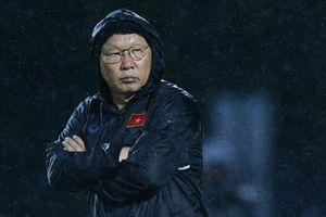 Quang Hải tiếp tục vắng mặt ở buổi tập của tuyển Việt Nam