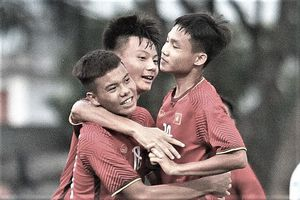 Highlights: U15 Việt Nam 2-3 U15 Hàn Quốc