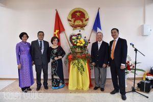 Đề xuất về Lãnh sự danh dự của nước CHXHCN Việt Nam