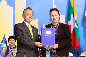 Chủ tịch QH Nguyễn Thị Kim Ngân kết thúc tốt đẹp chuyến tham dự AIPA 40 và thăm chính thức Thái-lan