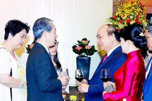 Người dân Việt Nam khát vọng về hòa bình và thịnh vượng