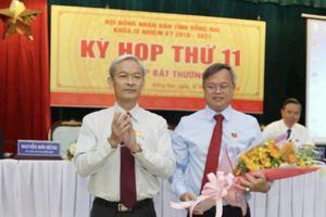 Đồng Nai có Chủ tịch UBND mới