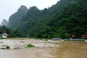 Thanh Hóa: Hàng nghìn học sinh phải nghỉ học do ảnh hưởng bão số 4