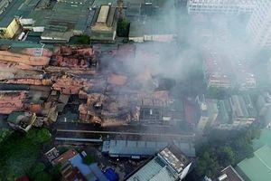 Đảm bảo an toàn trường học khu vực ảnh hưởng vụ cháy Công ty Rạng Đông