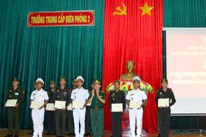 Bế giảng lớp đào tạo tiếng Việt cho 77 học viên Campuchia