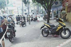 Lộ nguyên nhân người đàn ông bị chém gần lìa cánh tay ở Sài Gòn