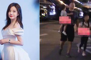 Showbiz 30/8:Triệu Vy lên tiếng về tin đồn bí mật sinh con cho đại gia Singapore
