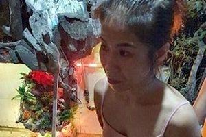 Phá 'boong ke' ma túy của người phụ nữ nghiện hút
