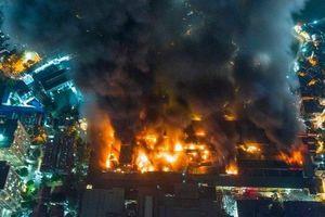 Vụ cháy lớn Nhà máy của Rạng Đông 'thổi bay' 150 tỷ đồng, cổ phiếu RAL sập sàn