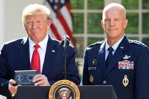 Mỹ ra mắt Bộ tư lệnh Vũ trụ
