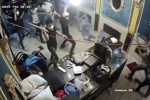 TP HCM: Bắt giữ nhóm côn đồ đập phá nhà hàng ở quận 1