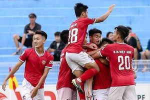 Hà Tĩnh vô địch hạng Nhất, thăng hạng V-League 2020