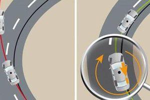 Đánh lái khi vào cua nếu mắc sai lầm tài xế dễ 'mất mạng'