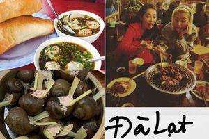2/9 đến Đà Lạt mà mưa thì học theo Chi Pu đi ăn no nê những món ngon này nhé