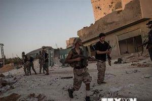 Tổng thư ký Liên hợp quốc lo ngại 'nội chiến toàn diện' tại Libya