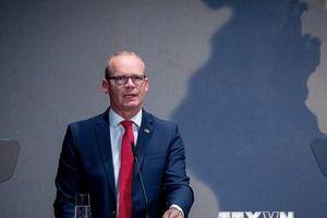 Ngoại trưởng Ireland chỉ trích quan điểm của Chính phủ Anh là vô lý