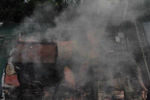 Vụ cháy nhà máy Rạng Đông: Chuyên gia cảnh báo nguy cơ phơi nhiễm thủy ngân