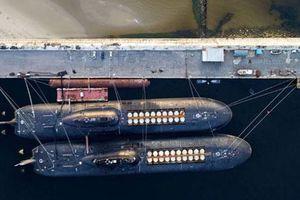 Tính tiện nghi, giải trí không ngờ trong 'nội thất' tàu ngầm Typhoon