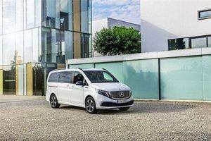 Khám phá xe điện Mercedes-Benz V-Class EQV, di chuyển 405km/lần sạc