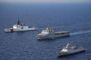 Soi vũ khí các nước 'diễn' ở tập trận Mỹ - ASEAN mà Việt Nam tham gia