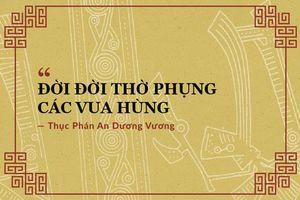 8 tuyên thệ lưu truyền sử sách của đế vương nước Việt