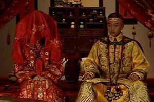 Tận mục đại hôn lễ xa hoa của hoàng đế xưa