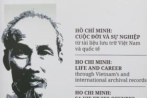 Giới thiệu hơn 100 tài liệu về cuộc đời, sự nghiệp của Chủ tịch Hồ Chí Minh