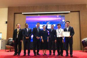Nhận giải thưởng thành phố thông minh ASOCIO 2019