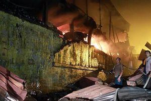 Thu hồi văn bản khuyến cáo người dân sau vụ cháy Công ty Bóng đèn phích nước Rạng Đông