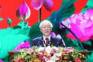 Tổng Bí thư: Bác Hồ đã dành những điều vĩ đại nhất cho dân, cho đất nước