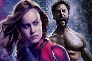 Captain Marvel sẽ giống như Wolverine, mất đi sức mạnh của mình