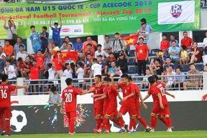 Thua tiếc nuối ở lượt trận cuối, U15 Việt Nam đánh rơi ngôi vô địch vào tay Hàn Quốc