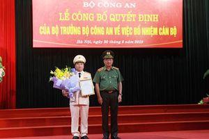 Thiếu tướng Nguyễn Đình Thuận được bổ nhiệm làm Cục trưởng Cục An ninh kinh tế